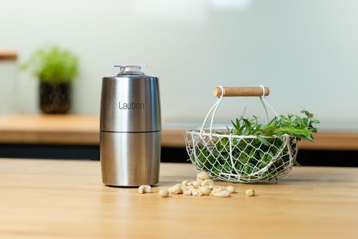 Lauben Grinder 200ST - Dokonale namletá káva, ořechy nebo koření