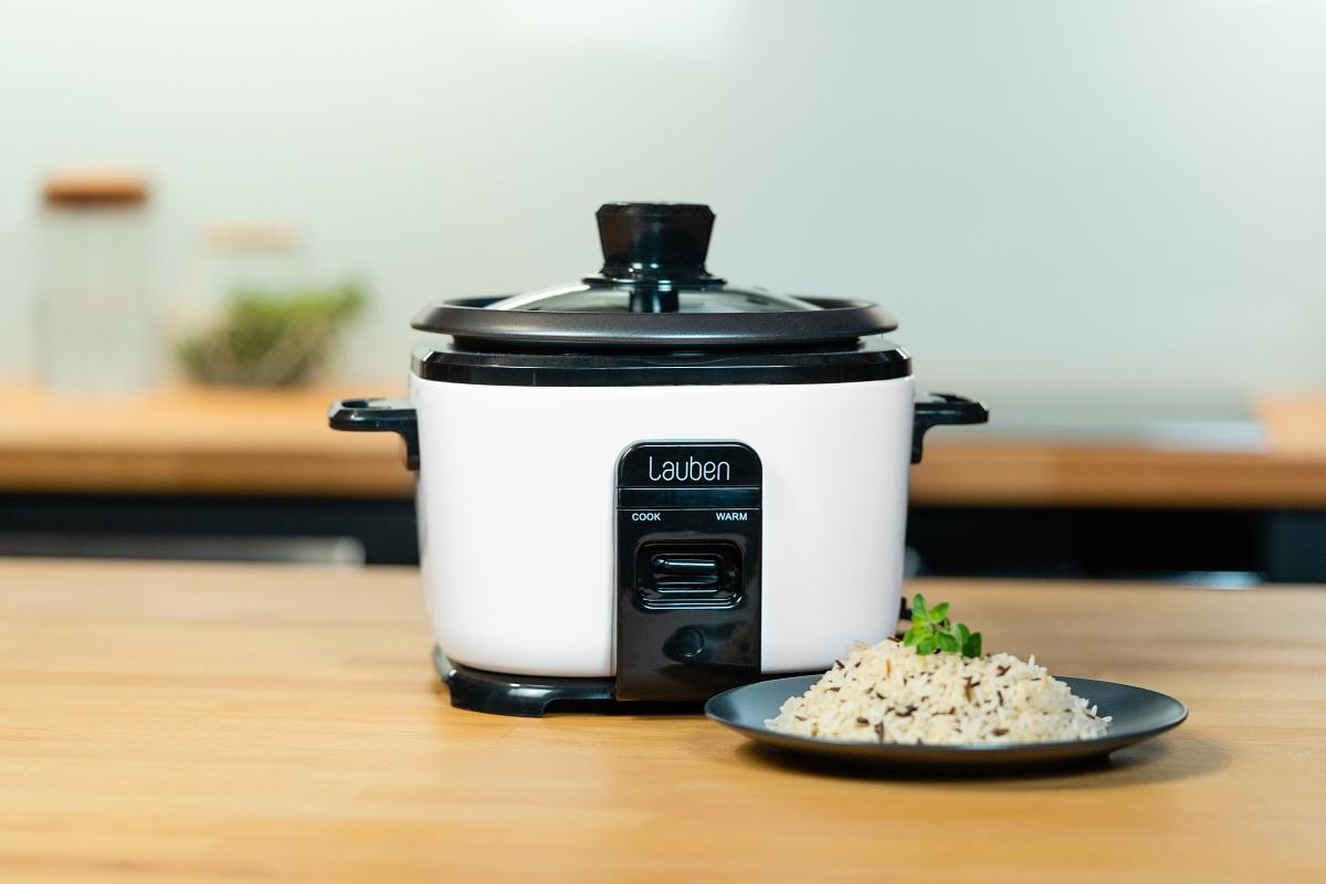 Lauben Rice Cooker 1000WB - Vždy perfektní rýže