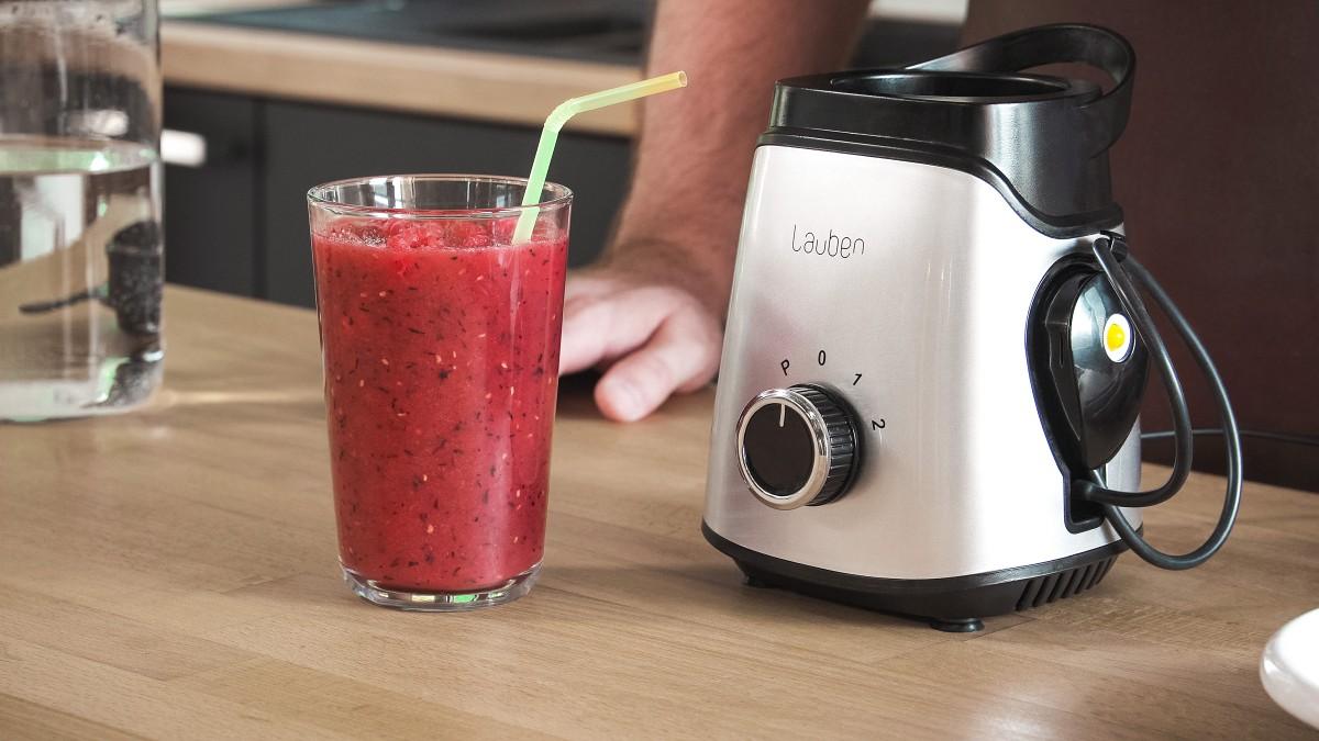 Lauben VacuFit®  Blender – Revoluce v mixování