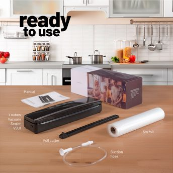 Lauben Vacuum Sealer - ready to use package